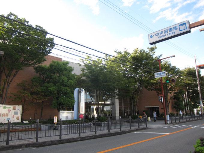 リニューアル完了!茨木市立中央図書館開いてます!