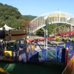 家族連れで楽しめる!大型遊具のある「萩谷総合公園」高槻市