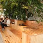 話題のカフェ!ロンハーマンのカフェ「RHC CAFE」がエキスポシティに