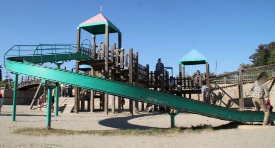 公園へ行こう!「桑田公園」