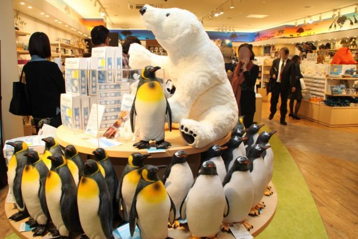 大自然超体感ミュージアム!「Orbi Osaka(オービィオオサカ)」のオフィシャルショップへ