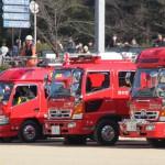 平成28年 消防出初式へ行って来ました!【前編】
