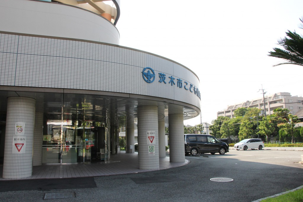 茨木市の3歳6ヶ月検診へ行ってきました。
