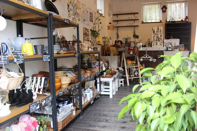 亀岡にある雑貨と暮らしの店「CasaFelice(カーサ・フェリチェ)」