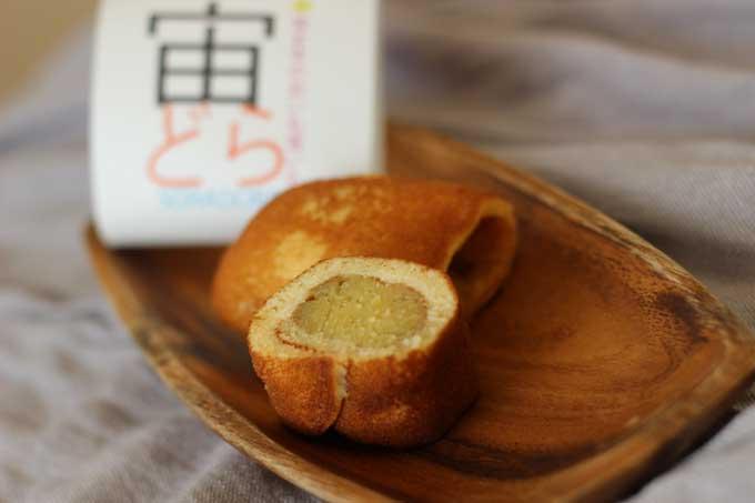 絶品!茨木産宙いもの和菓子「茨木旬菓庵 蔦屋 耳原店」