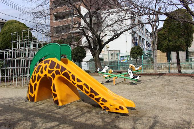 公園へ行こう!「東駅前公園」