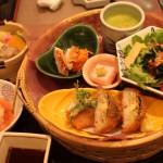 子連れで和風レストラン「かごの屋 茨木春日店」へ