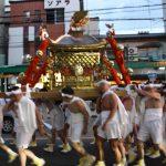 「茨木神社」の夏祭り!14日はお神輿みよう!