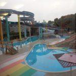 夏休みを満喫!雨の日も遊べる茨木市立西河原市民プール