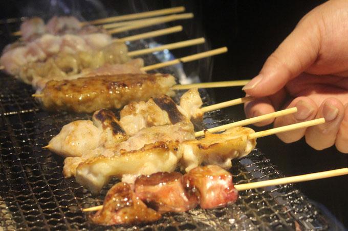 大阪初出店!9月にオープンした「本格炭火焼鳥 ゆ鳥」。