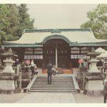 茨木神社へ七五三のお参りに行ってきました!