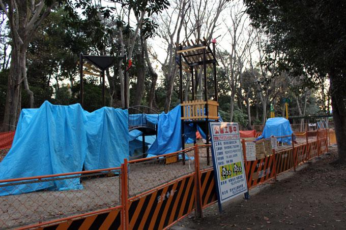 西河原公園で新遊具オープンセレモニーがあるよ!