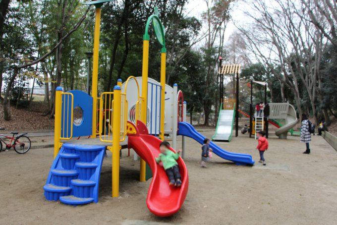 西河原公園(南)にある新しい遊具を見に行って来ました!茨木市