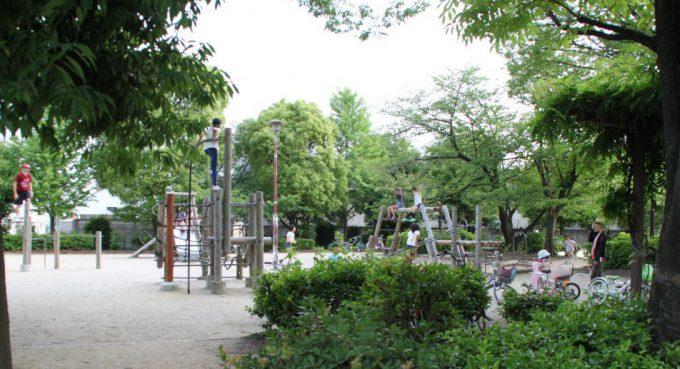 茨木市の公園へ行こう!「上穂東公園」