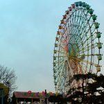 遊園地デビューにおすすめ!茨木市から近い「ひらかたパーク(ひらパー)」