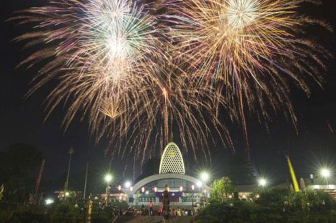 「茨木辯天花火大会」、今年はある?茨木出身の嘉門タツオさんからのメッセージも!