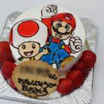 茨木市でキャラクターケーキをオーダーできるケーキ屋さん「聖磁堂(せいじどう)」