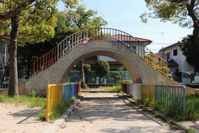 茨木市の公園へ行こう!「白川西公園」